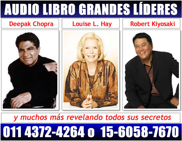 AUDIO LIBRO MP3 GRANDES LIDERES